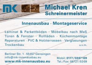MK Innenausbau Michael Kren