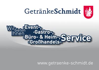 Getränke Schmidt Logo